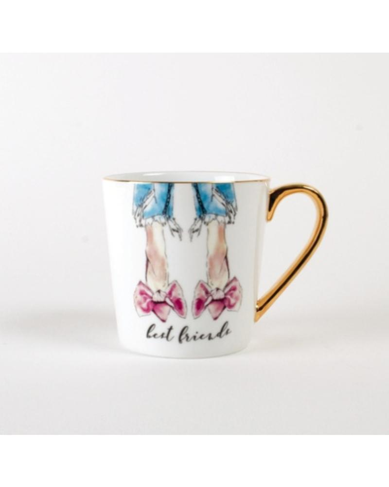 8 Oak Lane Best Friend / Bridesmaid Coffee Mug