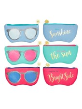 Two's Company Sunglass Zip Case
