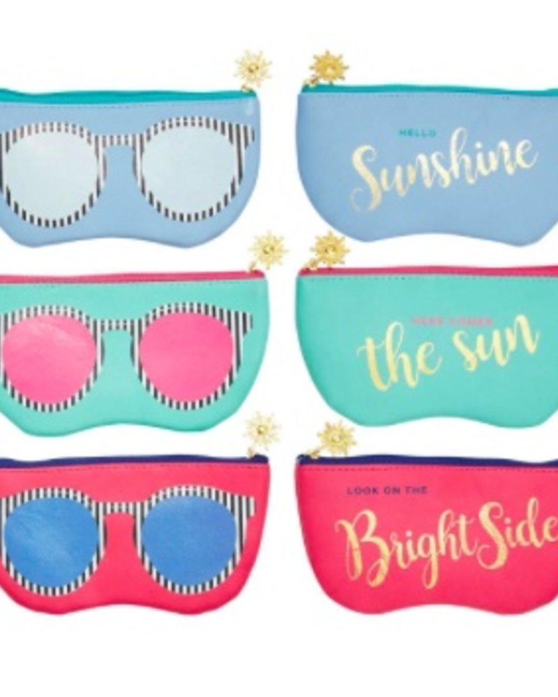 Two's Company Sunglass Zip Case