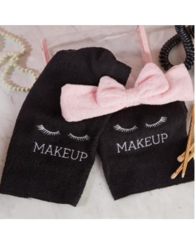 Two's Company Makeup Removal Set