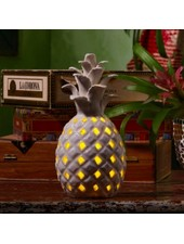 Two's Company Decorative Light Up Pineapple