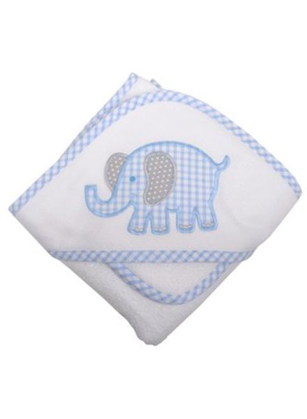 Blue Elephant Baby Decor Initial Styles Jupiter