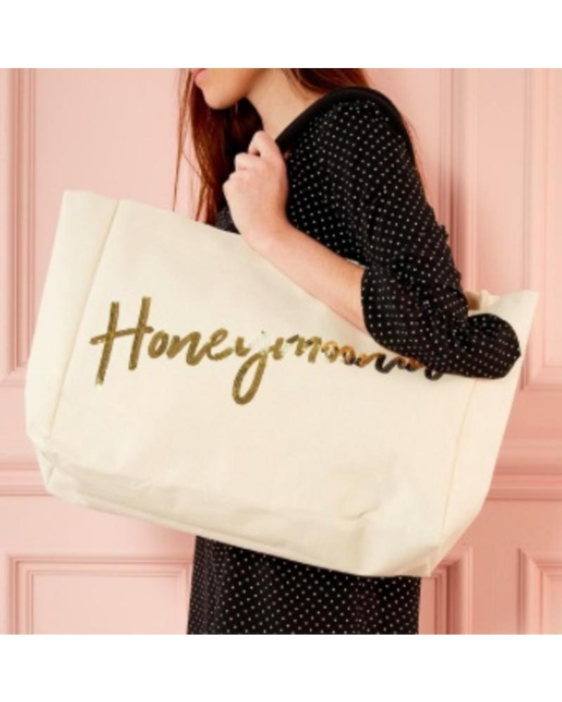 Two S Company Sequin Tote Initial