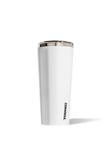 CORKCICLE Gloss White Classic Tumbler