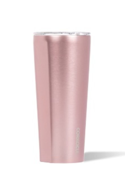 CORKCICLE Rose Metallic Tumbler