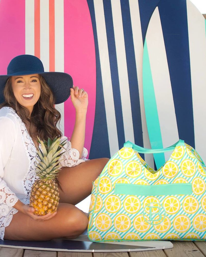 Wholesale Boutique Main Squeeze Beach Bag