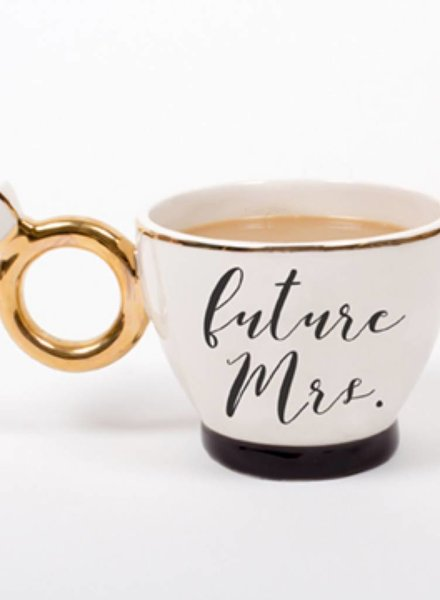 8 Oak Lane Future Mrs. Coffee Mug