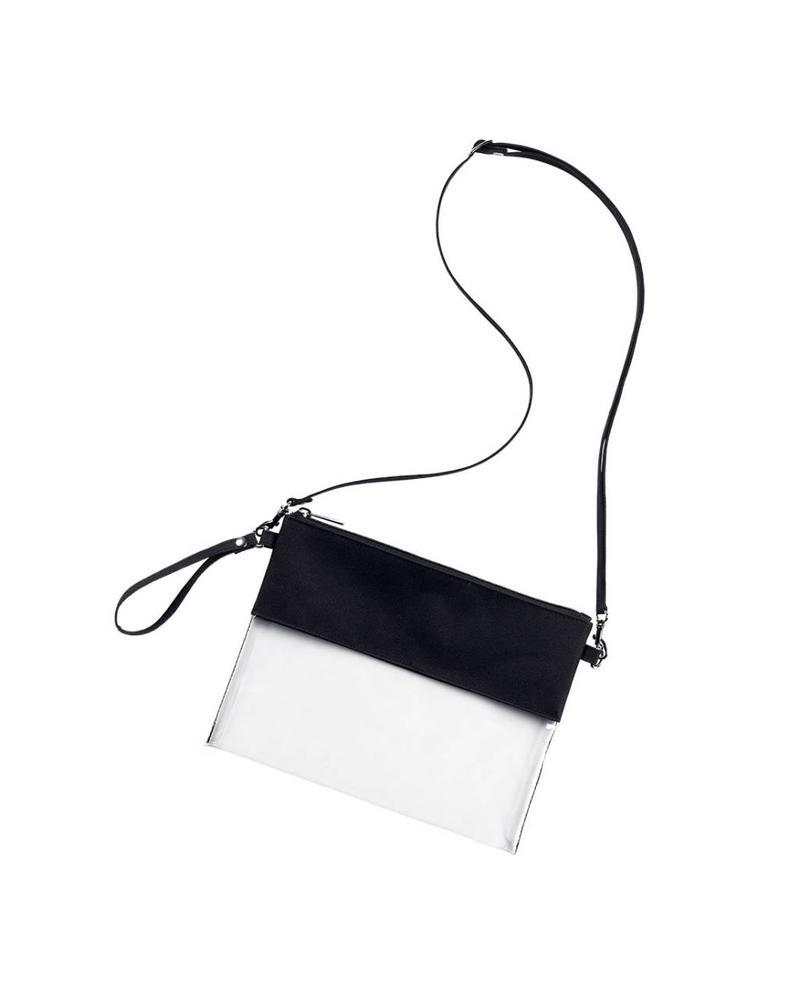 Wholesale Boutique Personalized Clear Zip Pouch