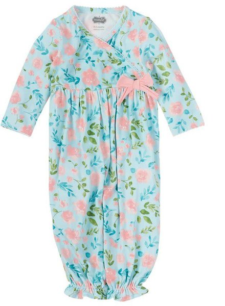Mudpie Floral Convertible Gown