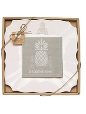Mudpie Pineapple Cheese Set