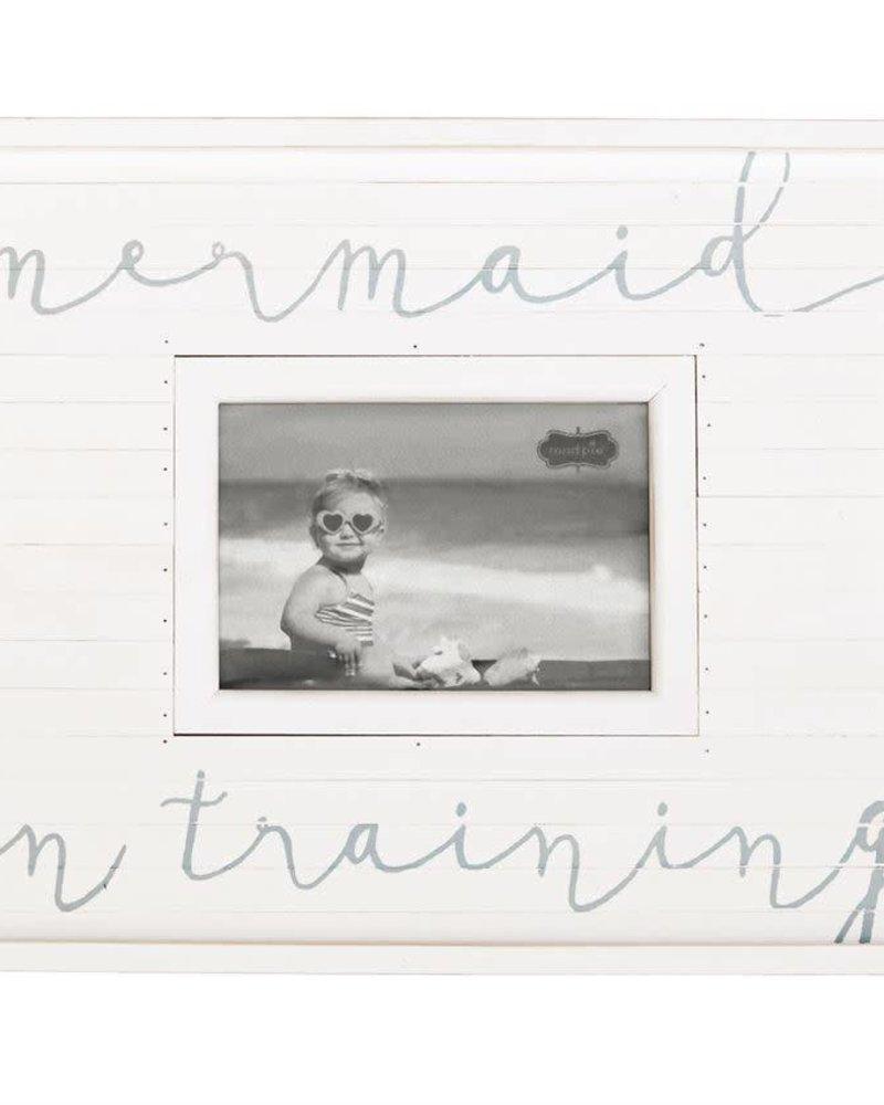 Mudpie Mermaid In Training Picture Frame