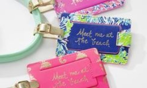 Luggage Tags, Passport Holders, Keychains