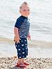 Crabby Sailor Swim Trunks