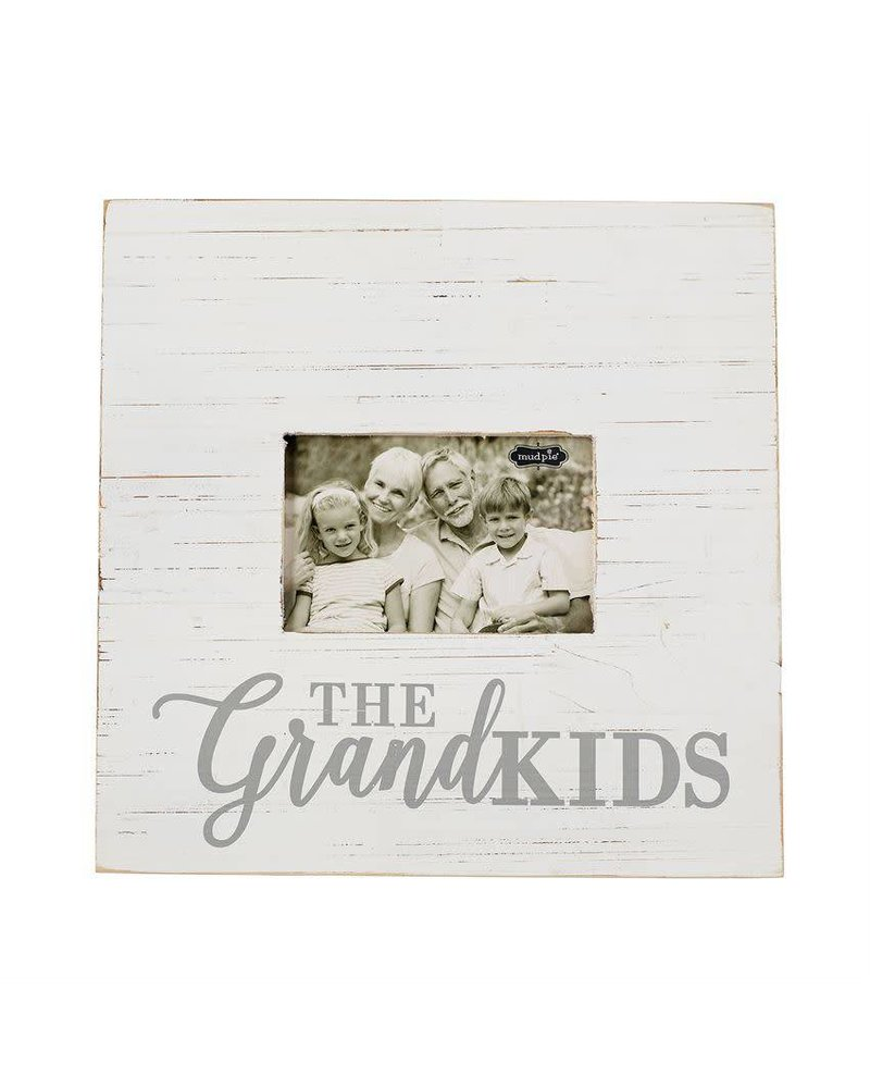 Mudpie The Grandkids Picture Frame