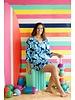 Wholesale Boutique Floral Print Beach Tunic