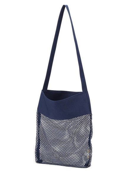 Wholesale Boutique Personalized Mesh Shell Bag (3 Colors)