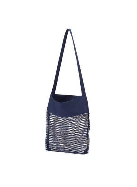 Wholesale Boutique Mesh Shell Tote Bag
