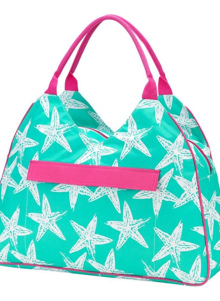 Wholesale Boutique Monogrammed Sea Star Beach Bag
