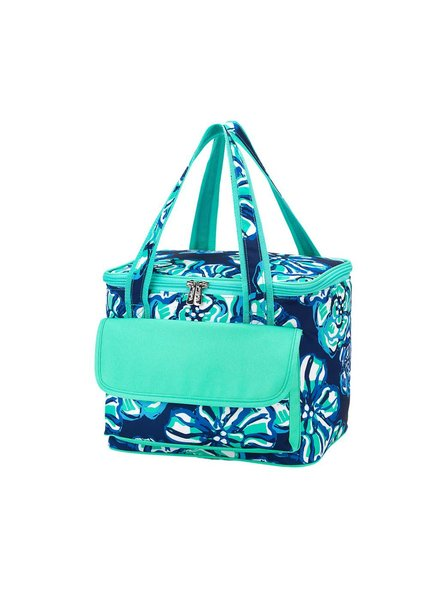 Wholesale Boutique Floral Print Cooler Bag