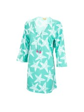 Wholesale Boutique Sea Star Beach Tunic