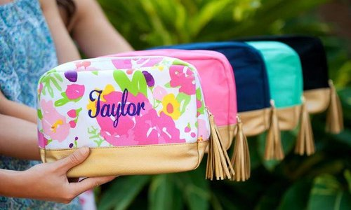 Zip Pouches & Toiletry Cases
