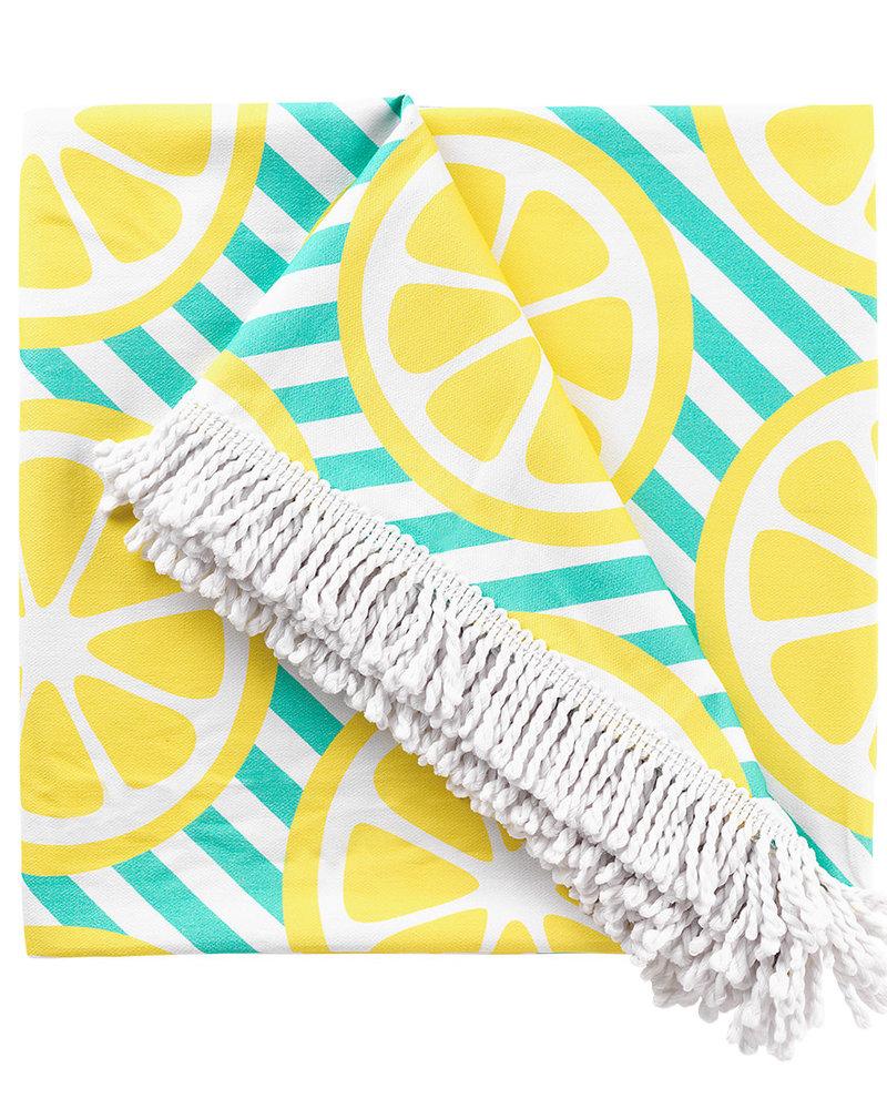Wholesale Boutique Fringed Sun Blanket