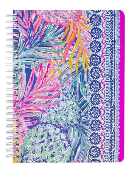 Lilly Pulitzer Gypset Mini Notebook With Monogram