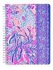 Lilly Pulitzer Aquadesiac Mini Notebook