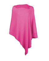 Wholesale Boutique Hot Pink Chelsea Poncho
