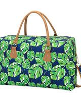 Wholesale Boutique Lola Palm Leaf Travel Bag