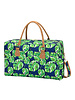 Wholesale Boutique Lola Palm Leaf Travel Bag