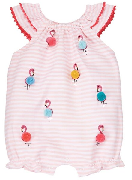 Mudpie Flamingo Pom-Pom Bubble