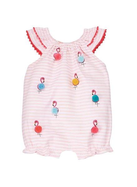 Mudpie Flamingo Pom-Pom Bubble
