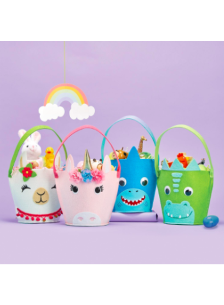 Two's Company Kids Character Baskets - 4 Designs