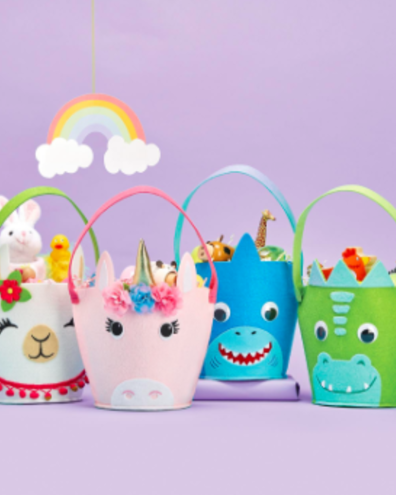 Two's Company Magical Character Baskets