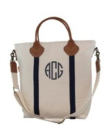 CB Station Canvas Flight Travel Bag - 3 Colors Available