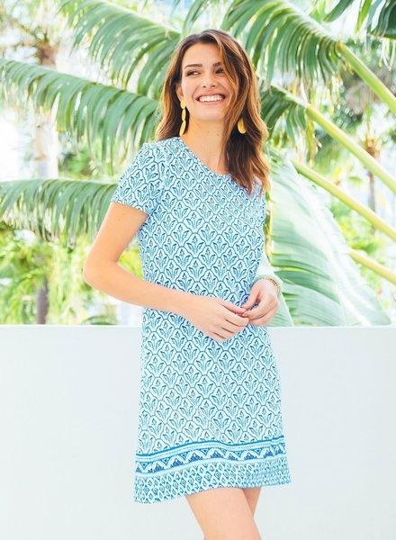 Cabana Life UPF 50 Cap Sleeve Dress