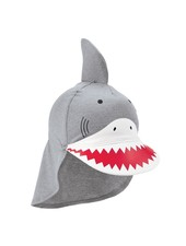 Mudpie Infant Shark Swim Hat