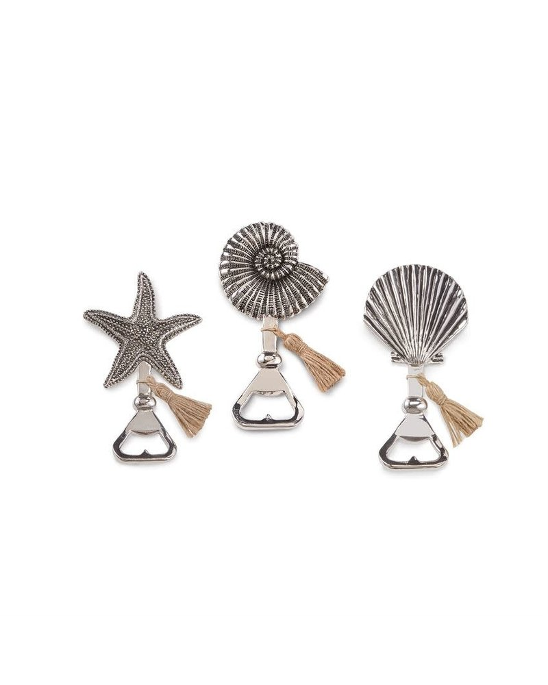 Mudpie Mudpie Shell Bottle Openers