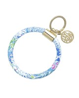 Lilly Pulitzer Lilly Pulitzer Round Keychain - 3 Print Options