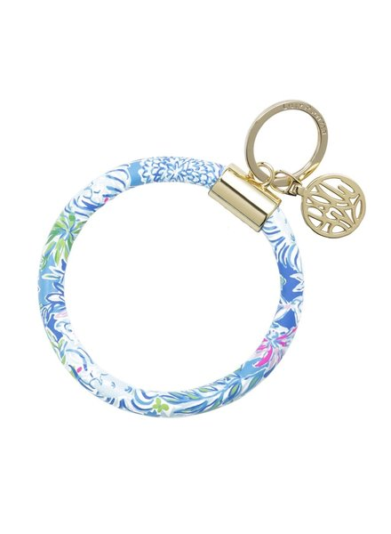 Lilly Pulitzer Lilly Pulitzer Round Keychain - 5 Print Options