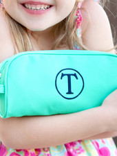 Wholesale Boutique Personalized Pencil Pouch - 6 Color Choices