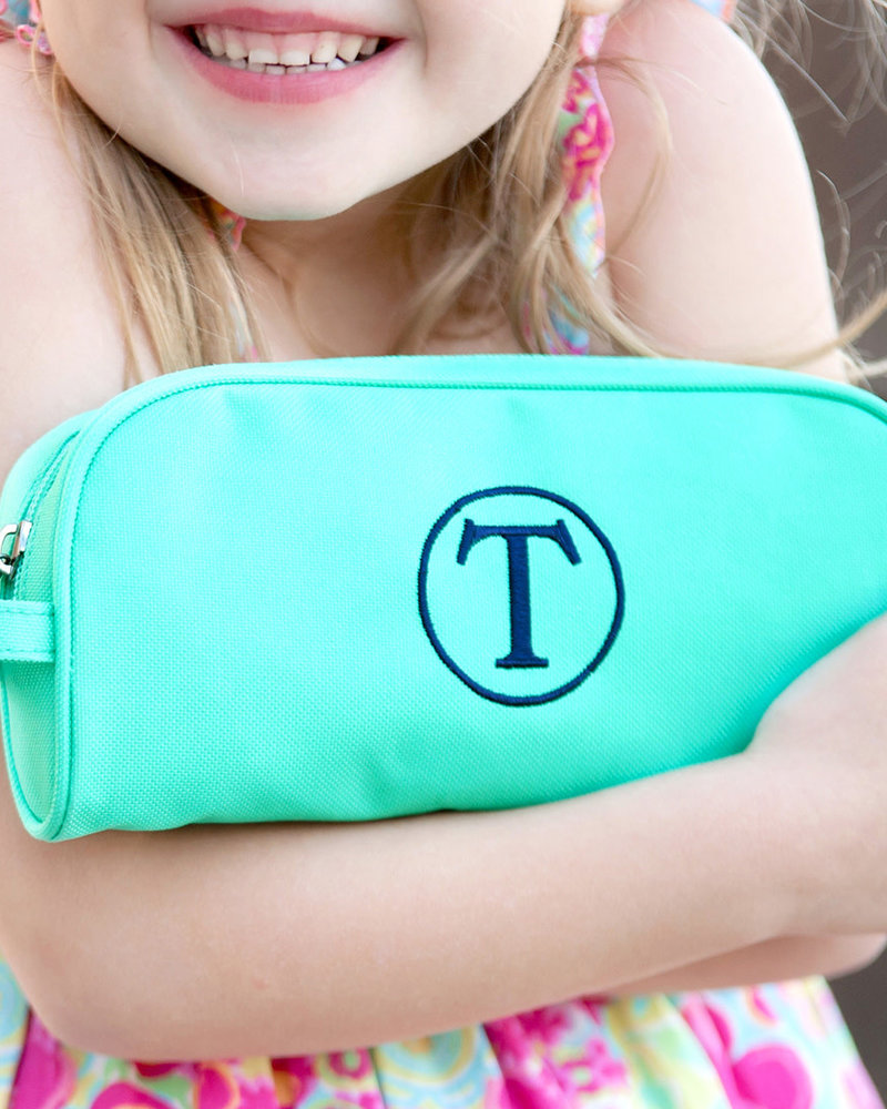 Wholesale Boutique Monogrammed Pencil Pouch