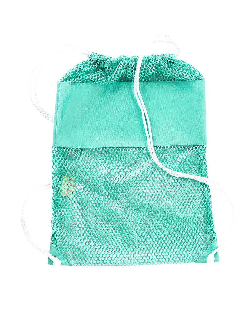 Wholesale Boutique Personalized Mesh Drawstring Backpack