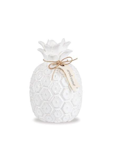 Mudpie Pineapple Bud Vase
