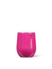 CORKCICLE Pink Dazzle Stemless Wine