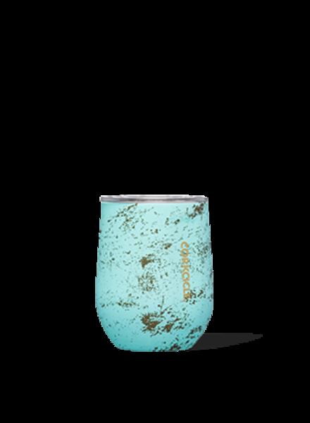 CORKCICLE Bali Blue Stemless Wine