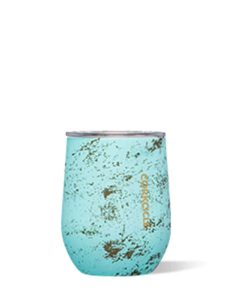 CORKCICLE Corkcicle Bali Blue Stemless Wine
