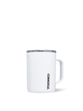 CORKCICLE White 16 oz Coffee Mug