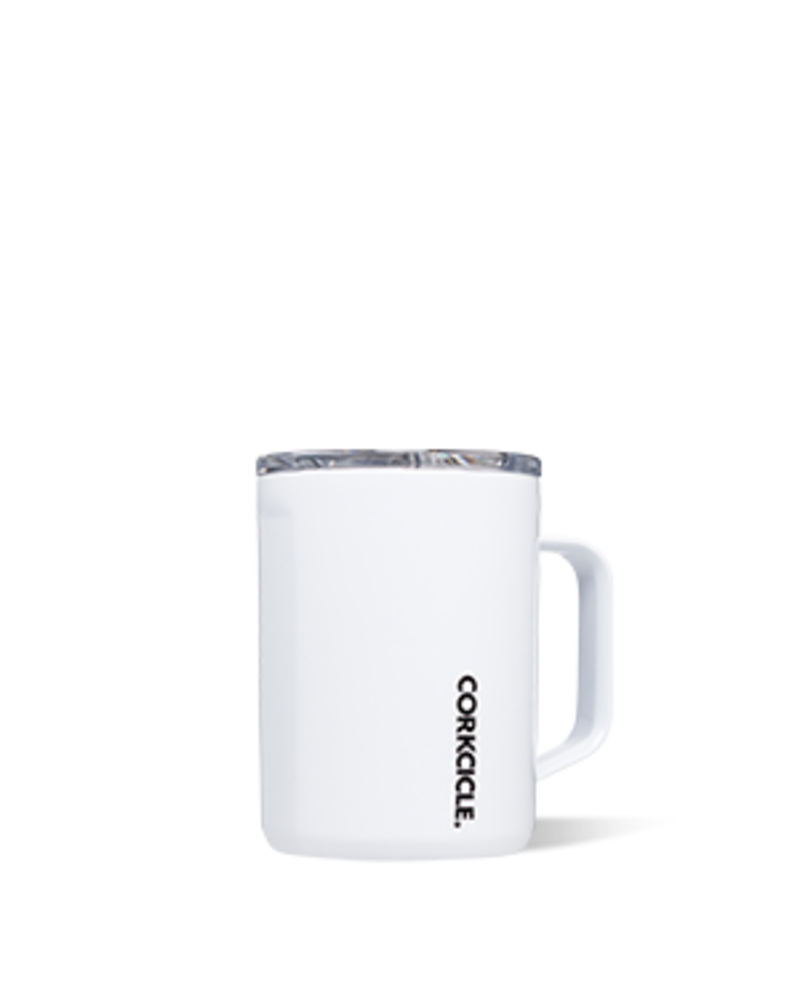 CORKCICLE Corkcicle White Coffee Mug